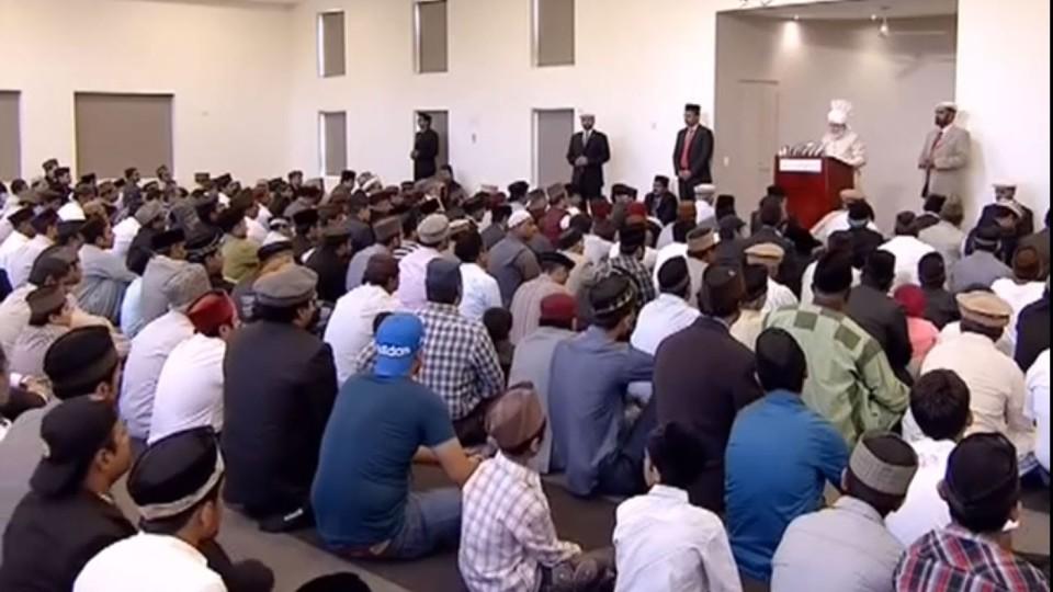 La mosquée et les obligations du croyant – 25 octobre 2013
