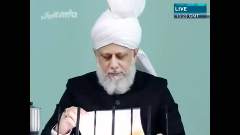 L'acquisition de la Taqwa : le devoir du croyant – sermon du 20 12 2012