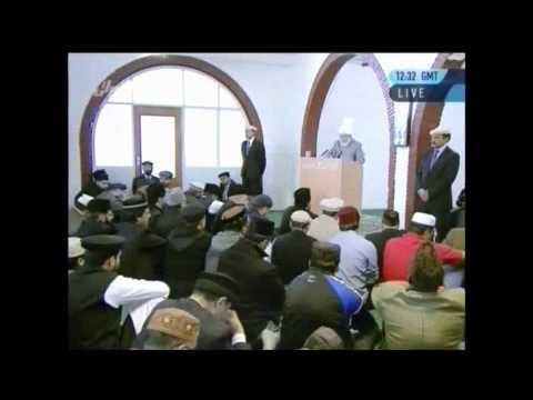 La renaissance et la victoire de l'Islam – sermon 14 10 2011