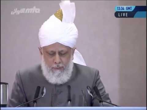Le martyre en Islam – sermon du 14-12-2012