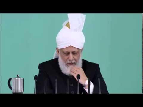 Récits du deuxième Calife – sermon du 14-11-2014