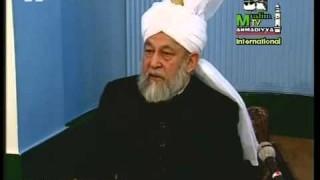 Darsul Quran 02 Février 1995 – Surah Aale Imraan versets (179-183)