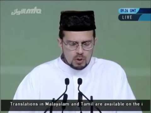 Exemples inspirants de l'obéissance au Califat – Conférence Annuelle 2012, Grande-Bretagne