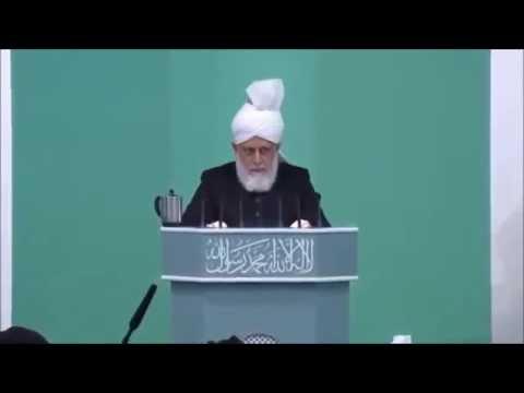 Signes en faveurs du Mahdi et du Messie Promis (a.s.) – sermon du 12-12-2014