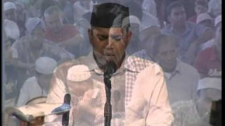 Nazam – Hamdo sana ousi ko (Jalsah Salana Mauritius 2013)