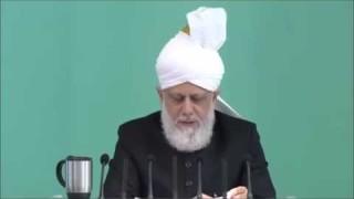 Epreuves et tribulations dans la vie du musulman – sermon 02-10-2015