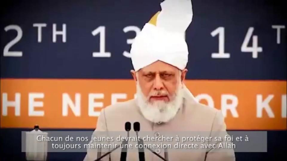 Le vrai calife de l'islam