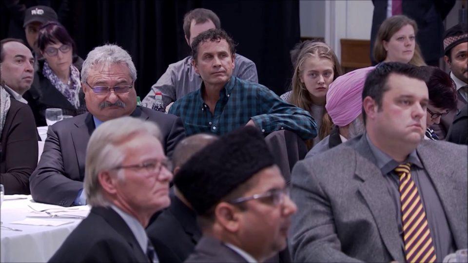 Inauguration de la Mosquée Baitul Amaan – Lloydmister , Canada 2016