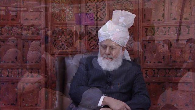 Le calife de l'islam s'addresse aux jeunes dames de Londres – Janvier 2017