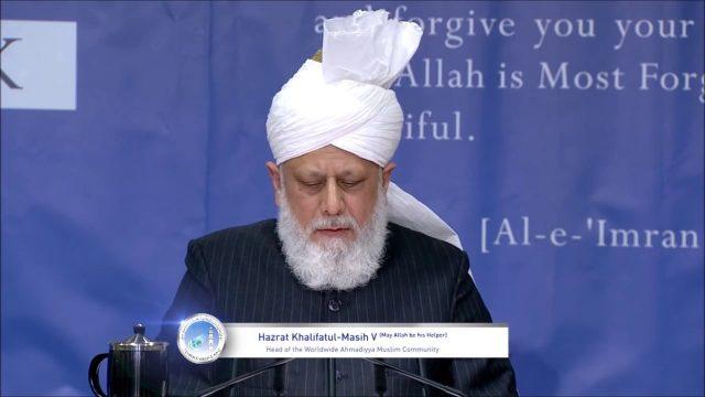 Le Calife de l'islam s'adresse aux jeunes de Londres – Ijtema 2017