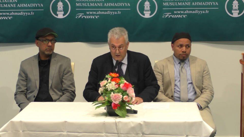 Réponse de l'islam contre l'extrémisme – conférence.