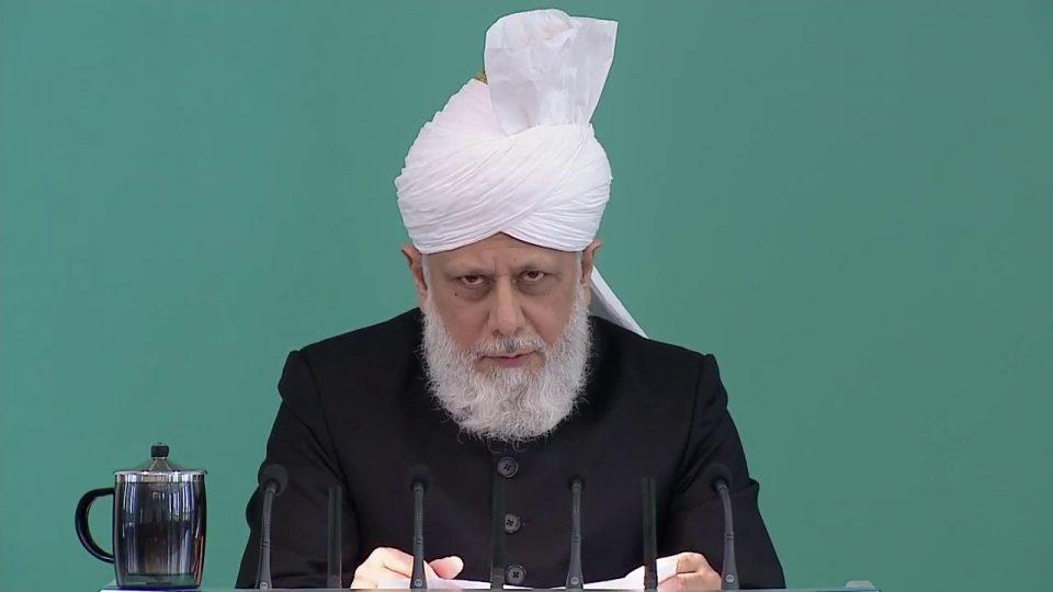 Véracité de l'Ahmadiyya – sermon du 07-07-2017