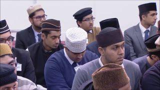 Gulshan-e-waqf-e-naw Khuddam : Classe avec les hommes – 26 Nov 2017