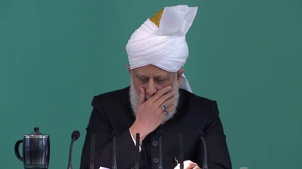 L'obéissance véritable au Saint Prophète Muhammad (s.a.w.) – sermon du 20-10-2017