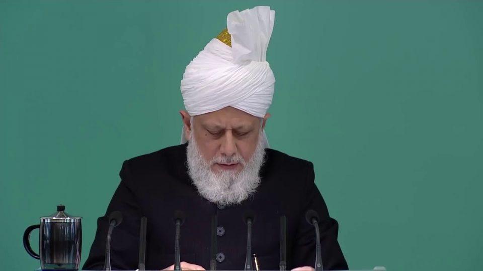 Récits des convertis à l'Islam et à l'Ahmadiyya – sermon du 24-11-2017