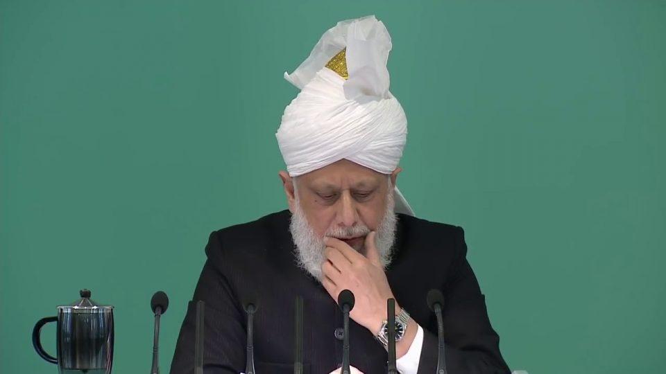 Compagnons exemplaires du Saint Prophète Mohammad (s.a.w.) – sermon du 09-03-2018