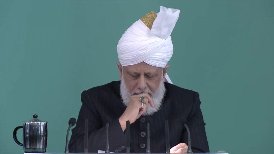 Hamza, le lion d'Allah – sermon du 04 05 2018