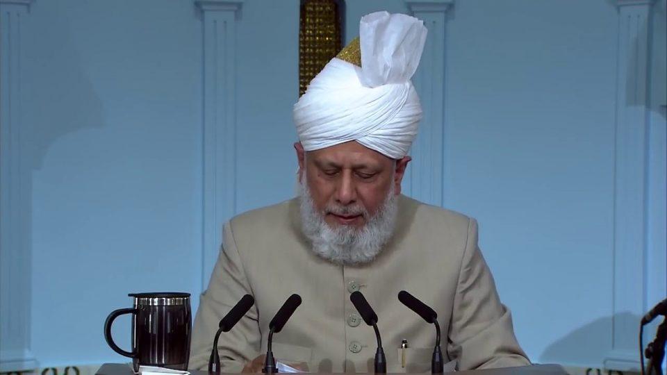 La renaissance de l'Islam en Espagne – sermon du 20-04-2018