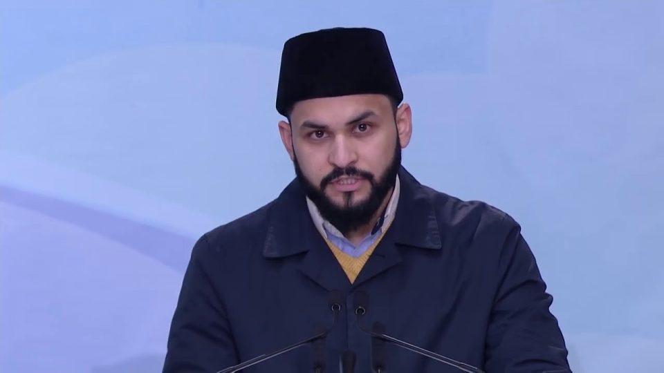 Le Calife de l'islam s'adresse à des enfants dédiés ( Garçons ) – Ijtema 2018