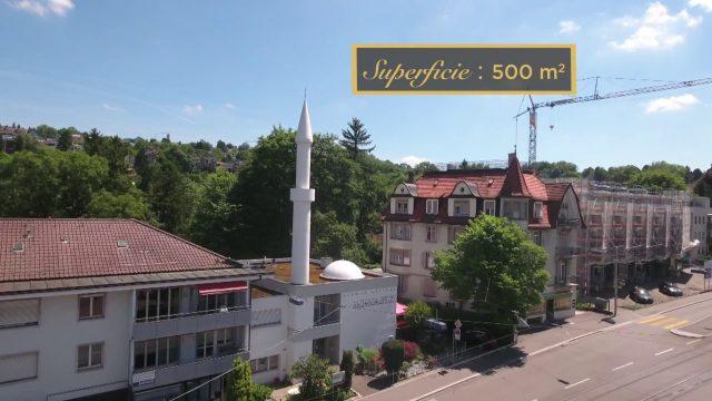 Mosquées du Monde | La Mosquée Mahmud en Suisse 103 views